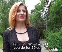 Peladinha mulher ruiva esta em sexo com amigo