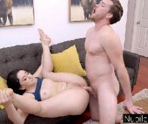 Video de sexo real jovem amante nua dando