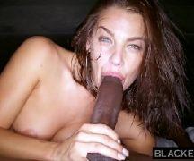 Cunhada porno levando uma boa rola preta