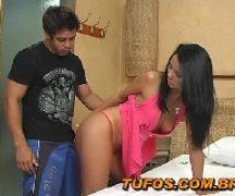 Latina porn rapaz comendo a brasileira safada