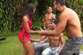 Xvideos casa das brasileirinhas mulher safada em sexo com os machos