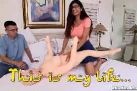 Mia kalifa pelada no compilado de sexo dela