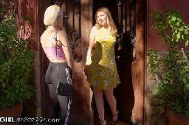 Lesbicas fazendo amor com muito prazer e calor