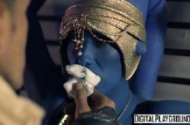 Sexo forte xvideos Star Wars fodendo a alien azul em suruba